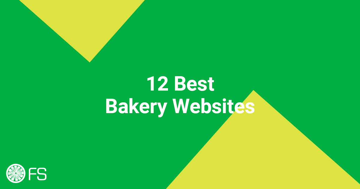 12 Best Bakery Websites