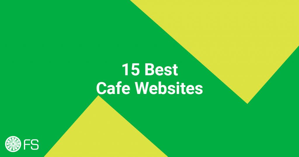 15 Best Cafe Websites