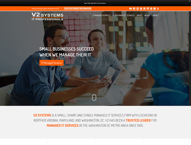 V2 Systems - IT Professionals
