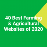 40 Best Farming & Agricultural Websites of 2020