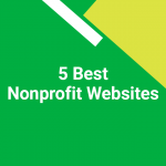 5 Best Nonprofit Websites