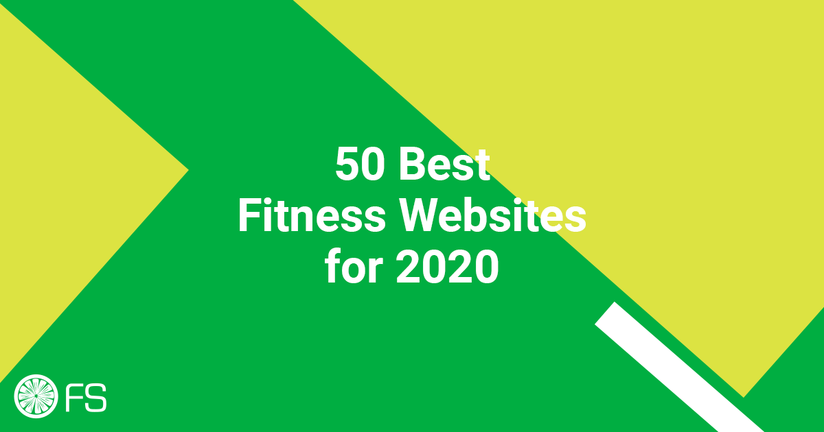 50 Best Fitness Websites for 2020