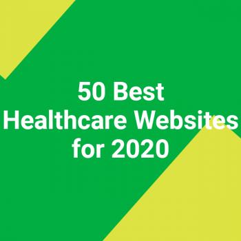 50 Best Healthcare Websites for 2020