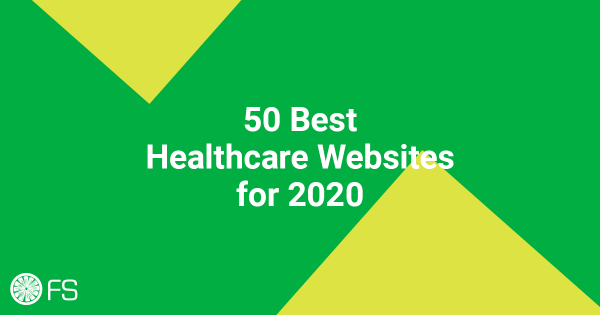 50 Best Healthcare Websites for 2020