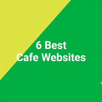 6 Best Cafe Websites