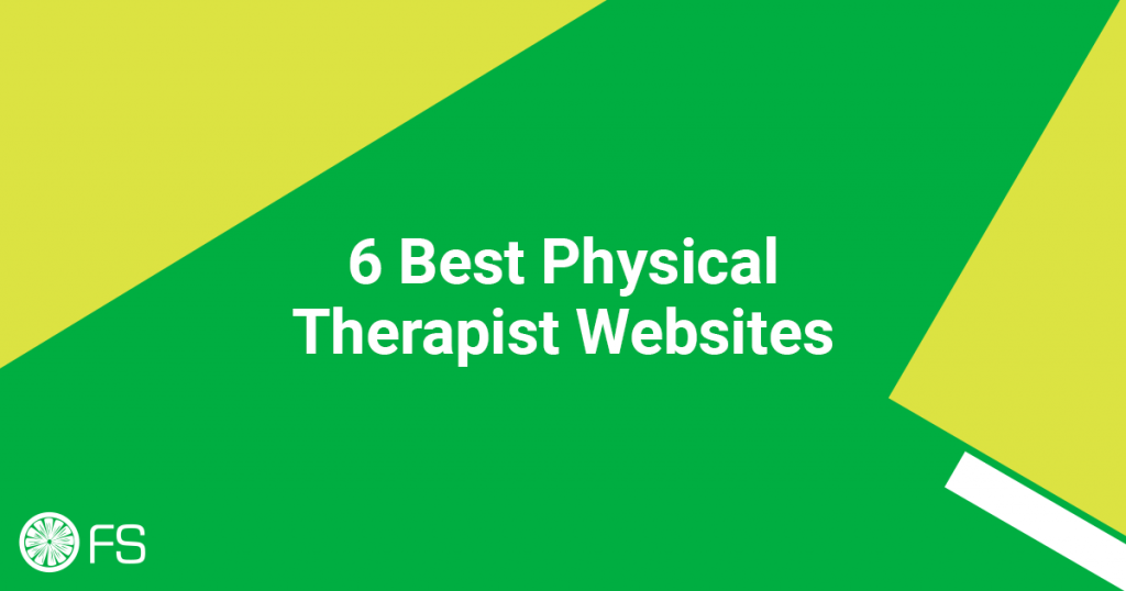 6 Best Physical Therapist Websites
