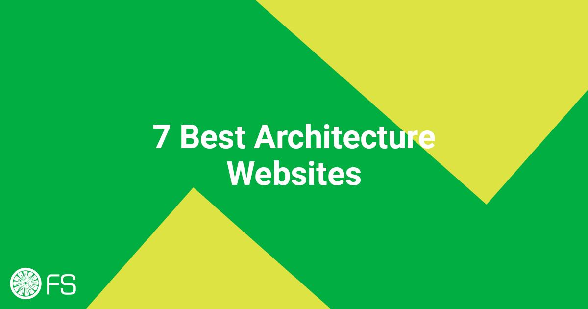 7 Best Architecture Websites
