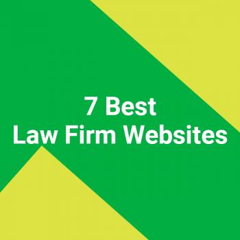 7 Best Law Firm Websites