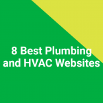 8 Best Plumbing and HVAC Websites