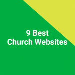 9 Best Church Websites
