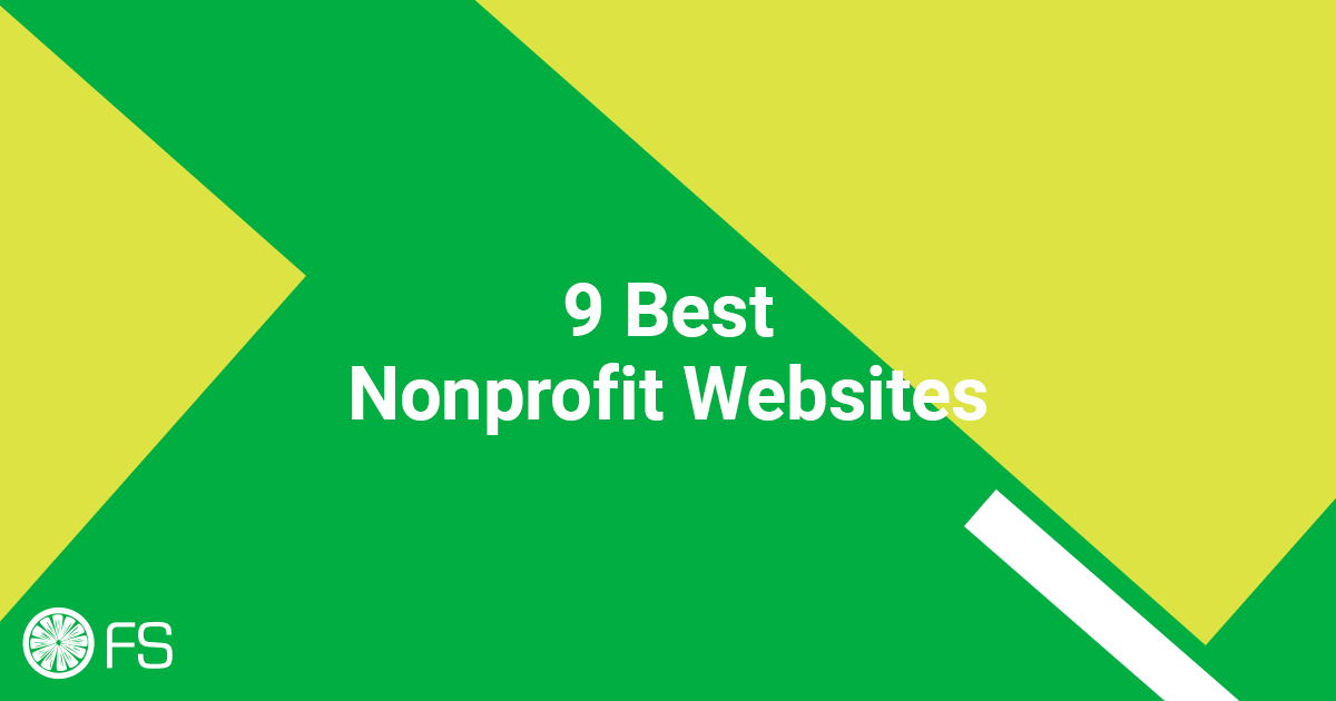 9 Best Nonprofit Websites