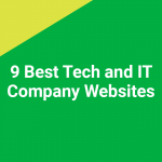 9 Best Tech and IT Company Websites
