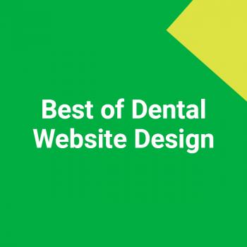 Best of Dental Web Design