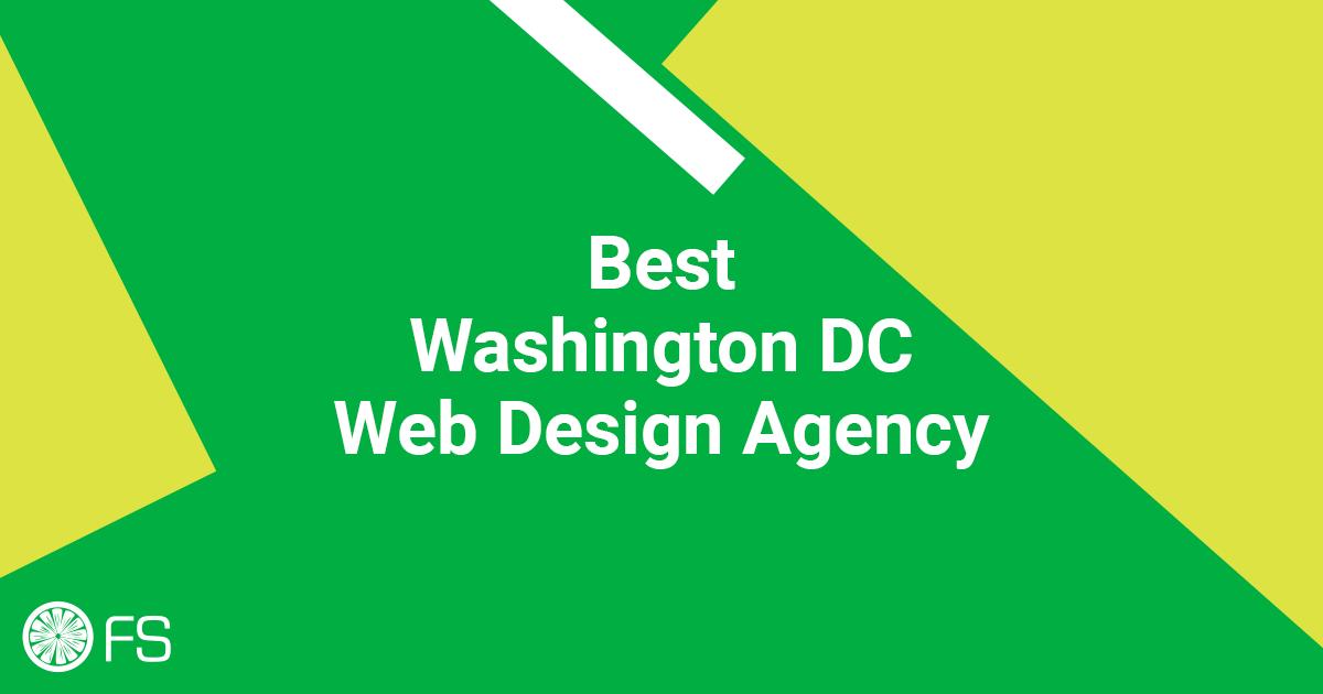 Best Washington DC Web Design Agency