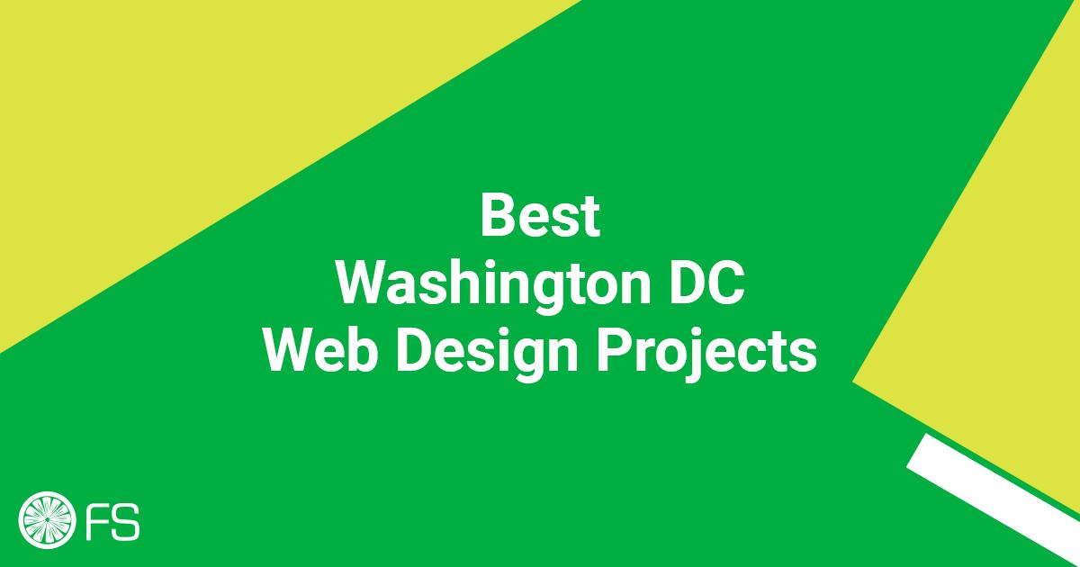 Best Washington DC Web Design Projects
