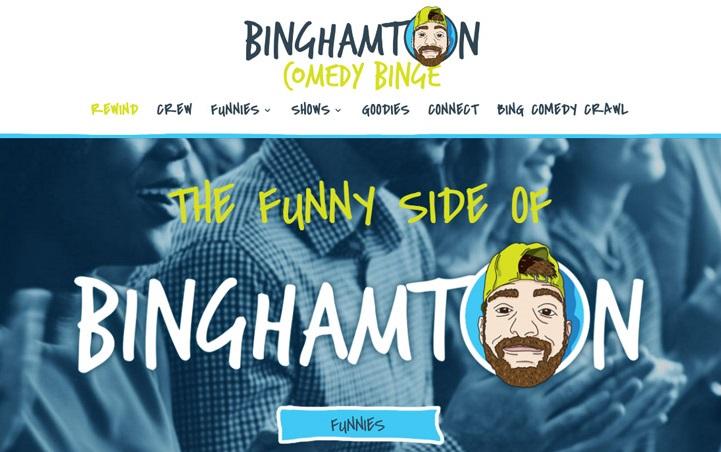 Binghamton Comedy Binge
