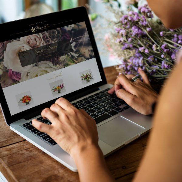 Fleur del lis Floral Design
