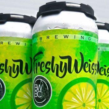 BadWolf Brewing - FreshyWeisse Lime Beer