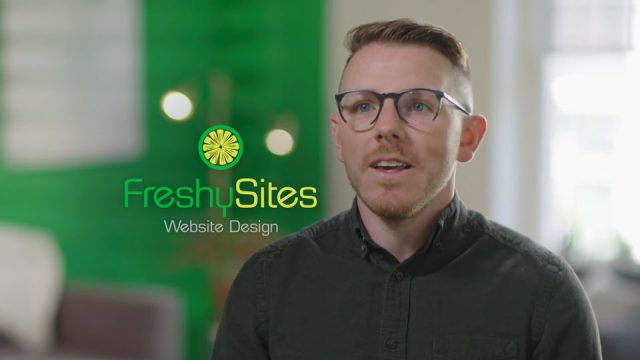 FreshySites - Website Design Overview video