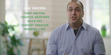 FreshySites - Our Process & Project Management video
