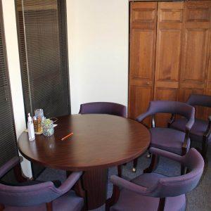 FreshySites Fairfax meeting space
