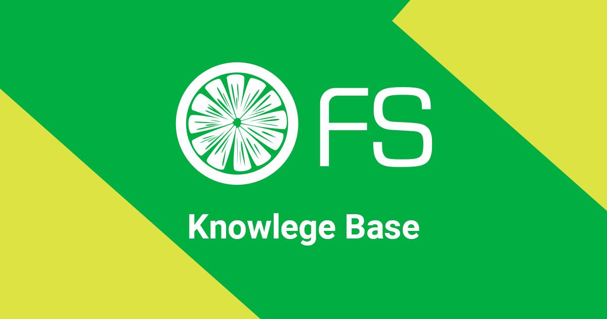 FreshySites Knowledge Base
