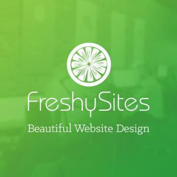 FreshySites - Beautiful Website Design