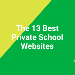 The 13 Best Private School Websites