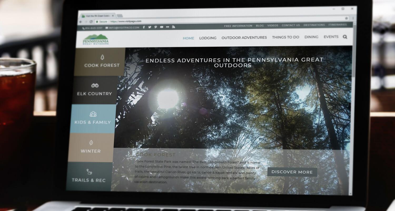 Pennsylvania Great Outdoors Visitors Bureau